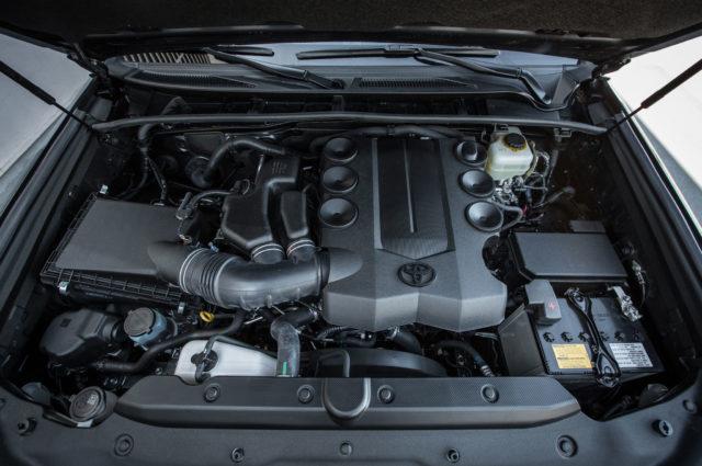 2020 Toyota 4Runner Diesel engine
