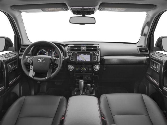 2020 Toyota 4Runner Diesel interior