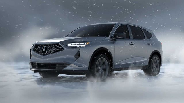 2021 Acura MDX First Look, Leaked Photos - Japan Cars ...