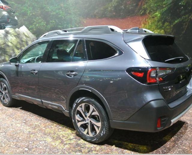 2021 Subaru Outback rear