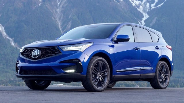 2021 Acura RDX Set For Another Mid-Cycle Refreshment ...
