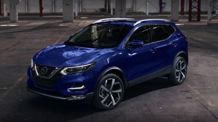 2021 Nissan Qashqai facelift