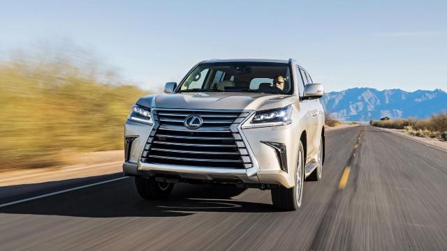 2021 Lexus LX is The New-Gen Model - Japan Cars Manufacturer