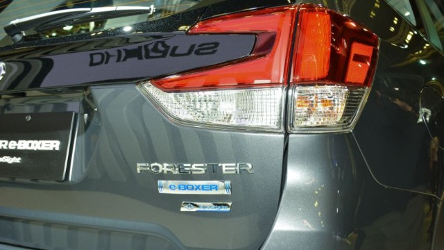 2021 Subaru Forester Hybrid e-Boxer