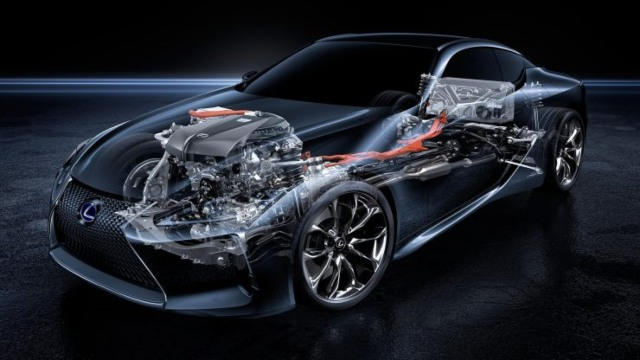 2021 Toyota Land Cruiser Hybrid setup