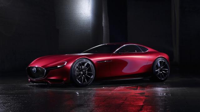 2022 Mazda RX-7 concept