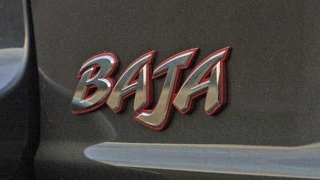 2021 Subaru Baja exterior