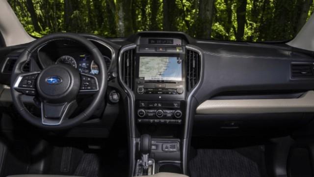 2021 Subaru Baja interior