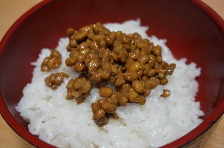 Straw Natto わら納豆
