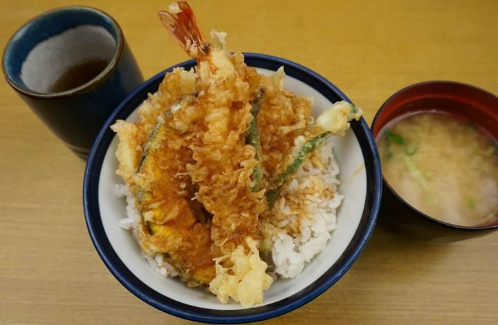天ぷら Tempura TENDON TENYA 天丼てんや
