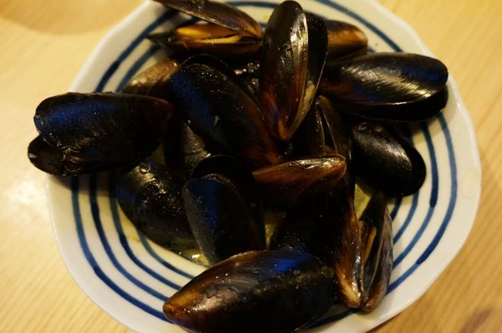 Banpaiya 晩杯屋 Mussel ムール貝