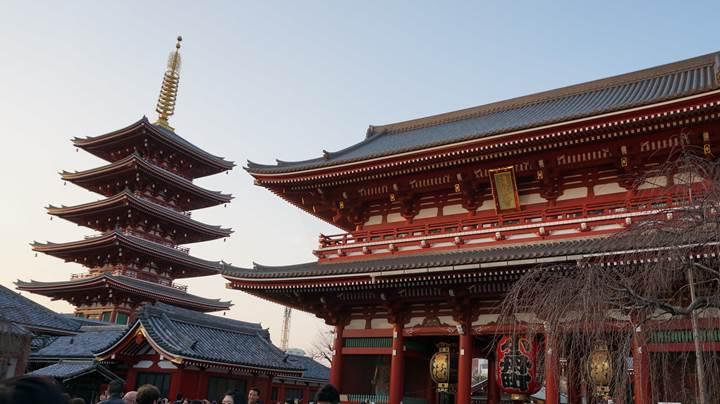 Asakusa Sensoji Temple 浅草 浅草寺