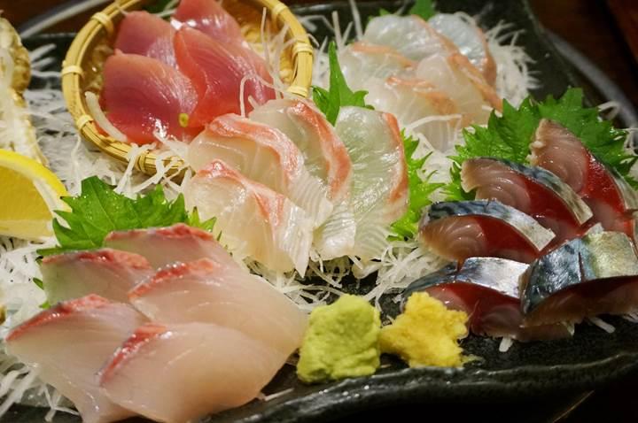 Sashimi 刺身 - Kigurajyaya きぐら茶屋 - Izakaya 居酒屋