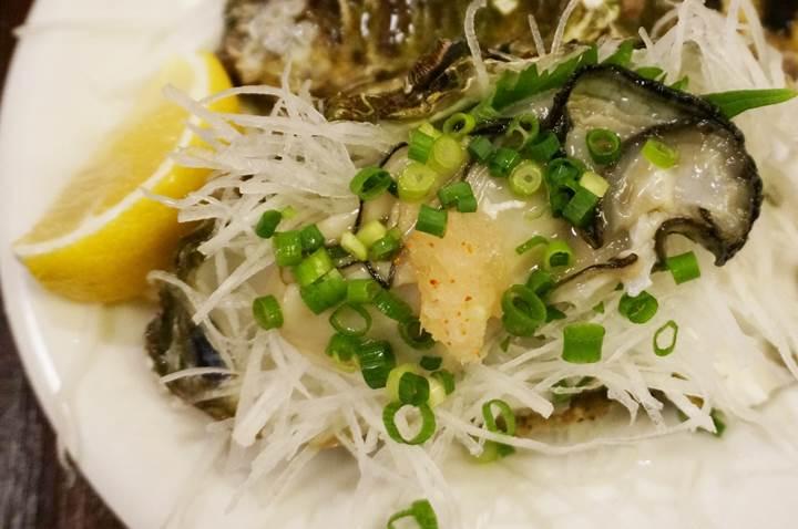Fresh oyster 生牡蠣 - Kigurajyaya きぐら茶屋 - Izakaya 居酒屋