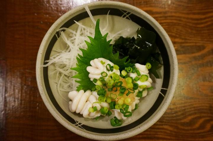 Cod soft roe たら白子 - Kigurajyaya きぐら茶屋 - Izakaya 居酒屋