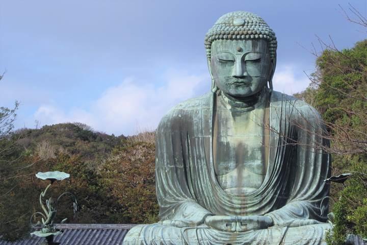 The Great Buddha and Kotoku-in 鎌倉大仏高徳院 (2011)