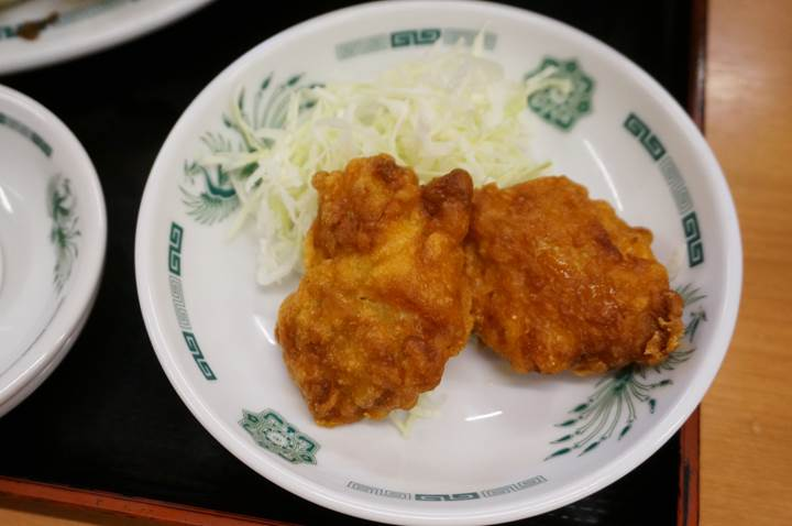 HIDAKAYA Deep Fried Chicken 日高屋 から揚げ