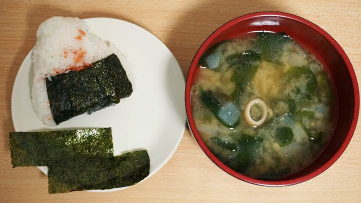 Wakame, Nori わかめ 海苔 - Sea Vegetable (Seaweed) 海藻