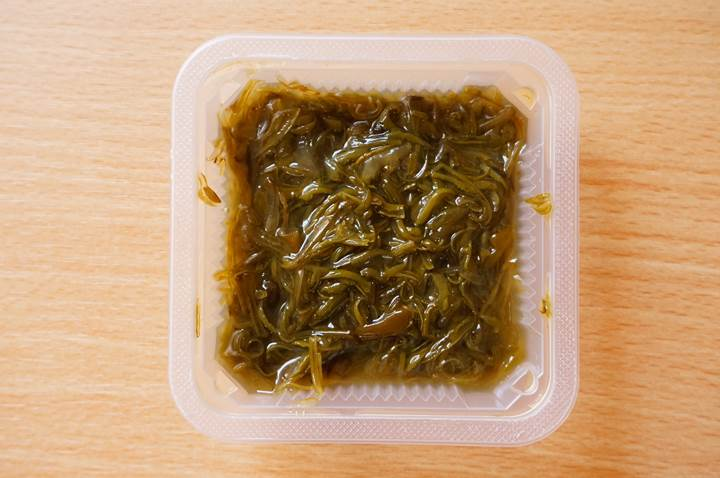 Mekabu めかぶ - Sea Vegetable (Seaweed) 海藻