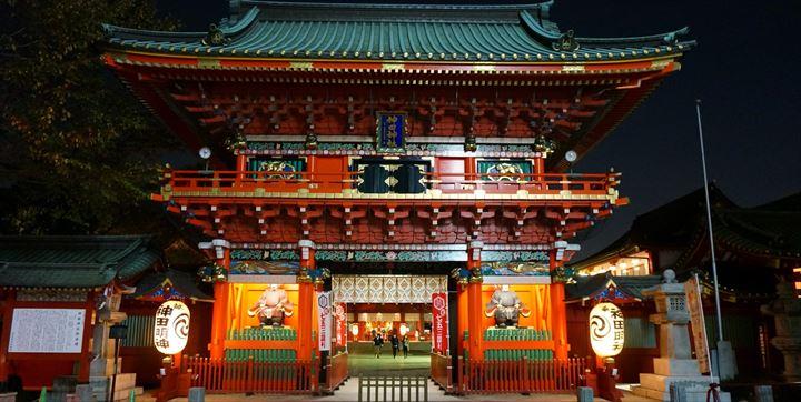 神田明神 Kandamyoujin Shrine