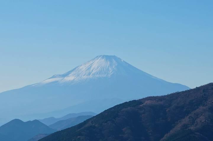 大山 Mt. Oyama 大山阿夫利神社 Oyama Afuri Shrine