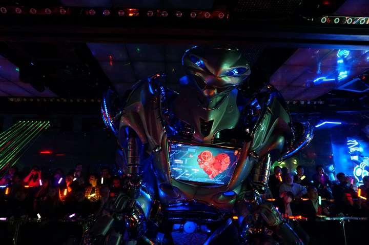 Robot Restaurant ロボットレストラン
