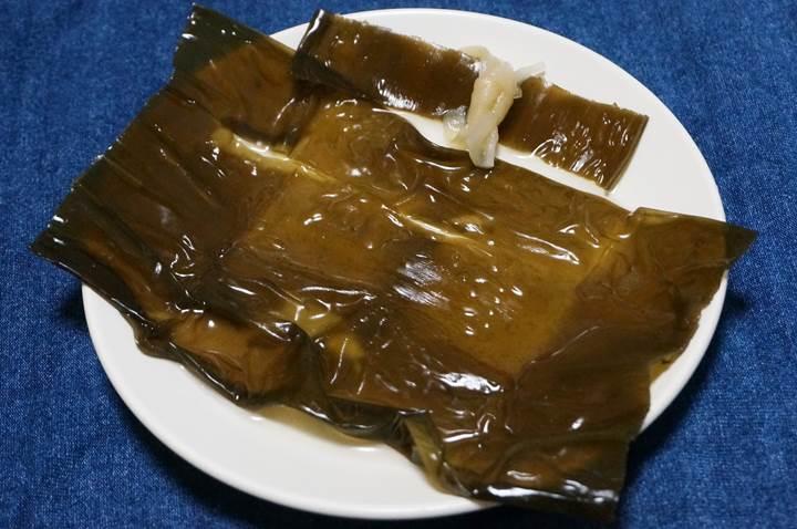 Kombu Kelp / Seaweed こんぶ - Sea Vegetable (Seaweed) 海藻