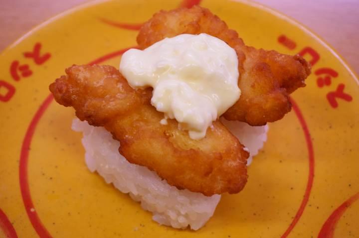 Chicken Numban Sushi チキン南蛮寿司