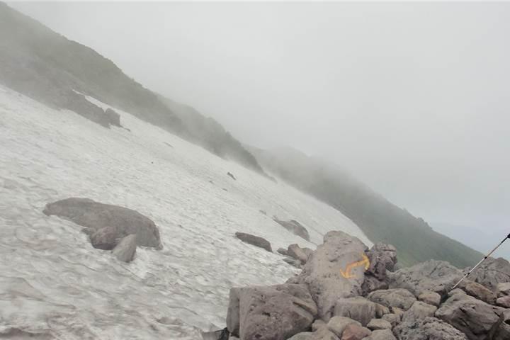 Mt. Norikuradake 乗鞍岳 - Tenguhara 天狗原