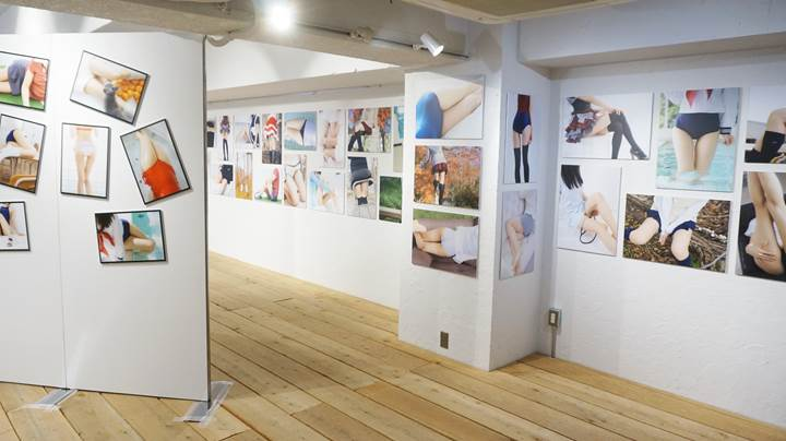 ふともも写真の世界展 World of Thigh Photo Exhibition