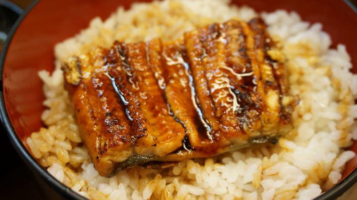 Unatoto 宇奈とと Unadon (Eel bowl) うな丼