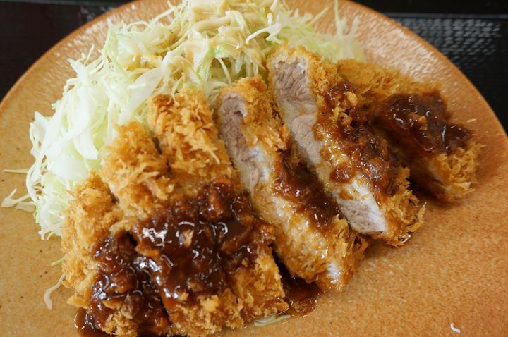 Pork Loin Cutlet Set Meal ロースカツ定食 - KATSUYA かつや