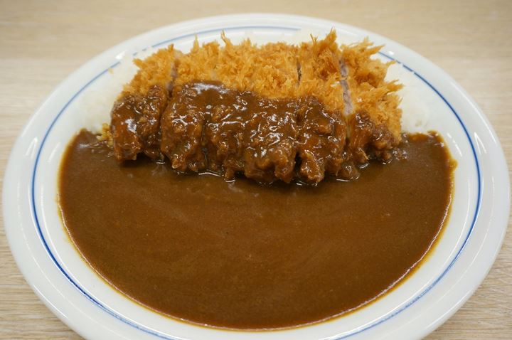 Pork Cutlet Curry Rice カツカレー - KATSUYA かつや