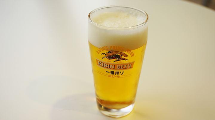 キリンビール工場見学 Field Trip to Kirin Beer Brewery
