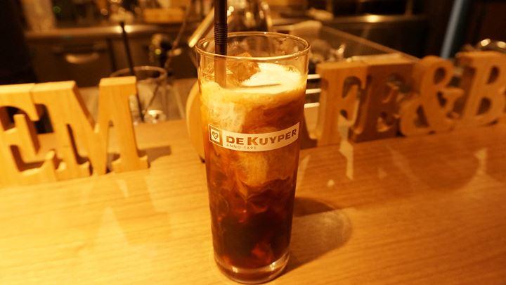 Café & Bar - Emblem Hostel in Nishiarai Tokyo エンブレムホステル 西新井 東京 - Iced Coffee アイスコーヒー