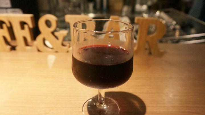 Café & Bar - Emblem Hostel in Nishiarai Tokyo エンブレムホステル 西新井 東京 - Red Wine 赤ワイン