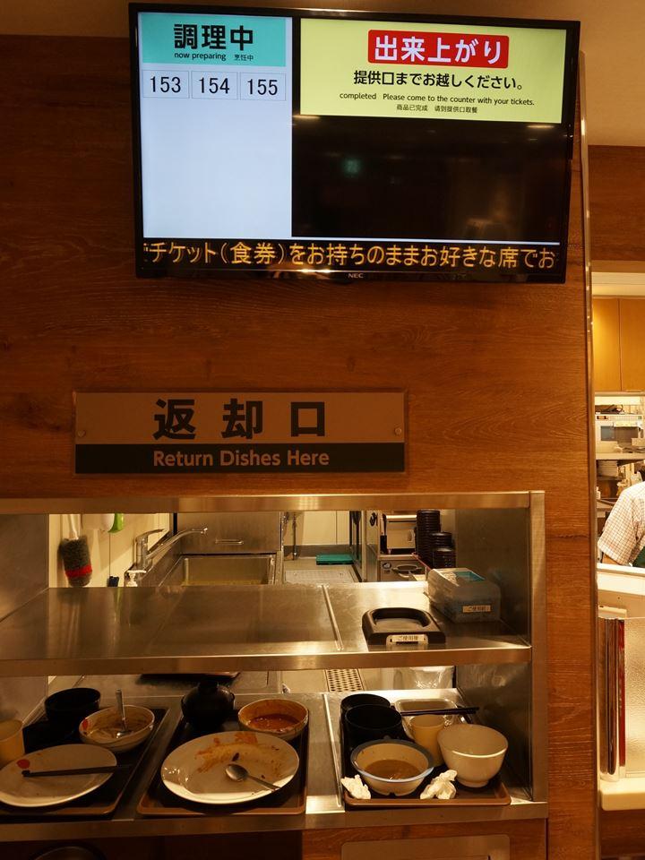 Self Service セルフサービス - Matsuya 松屋