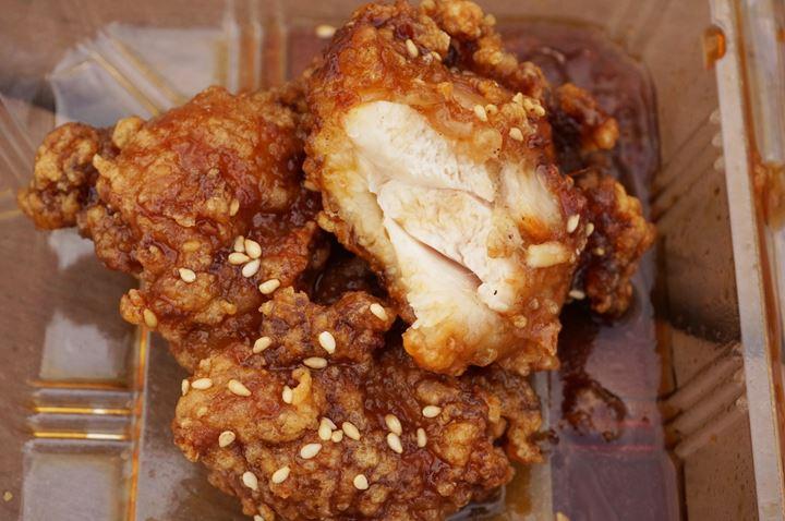 Karaage 甘だれから揚げ Sweet Sauce Deep Fried Chicken - から揚げ専門店 とりサブロー TORISABURO