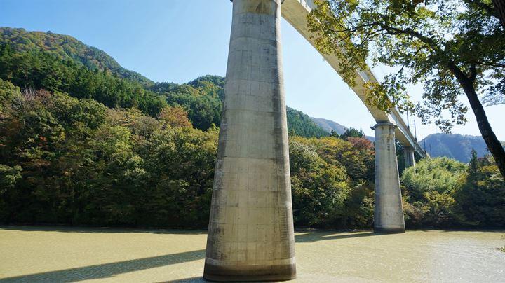 Ryuokyo Ravine 龍王峡 - Koami Dam 小綱ダム