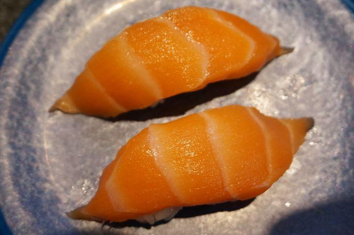 サーモン Salmon - Sushi 寿司 鮨 - OOEDO 大江戸