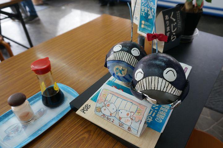 Whale Restaurant KUJIRA SHOKUDOU Hokkai Suisan 北海水産 鯨食堂 くじら