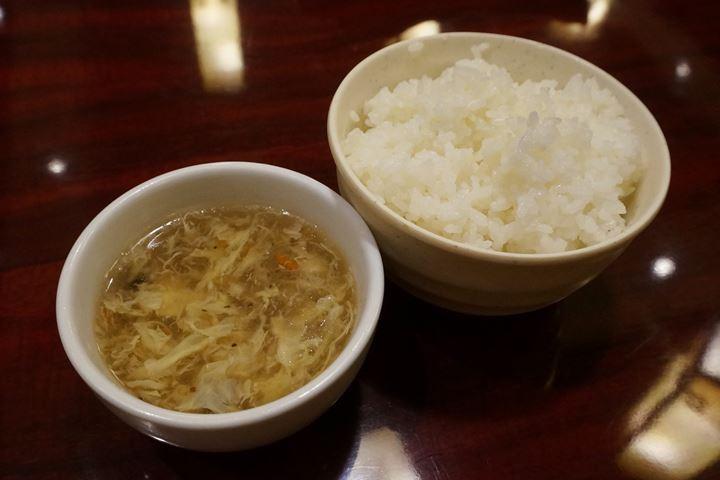 Lunch Menu at YOSHIKI 良記(よしき)餃子酒場 竹ノ塚本店 ランチメニュー
