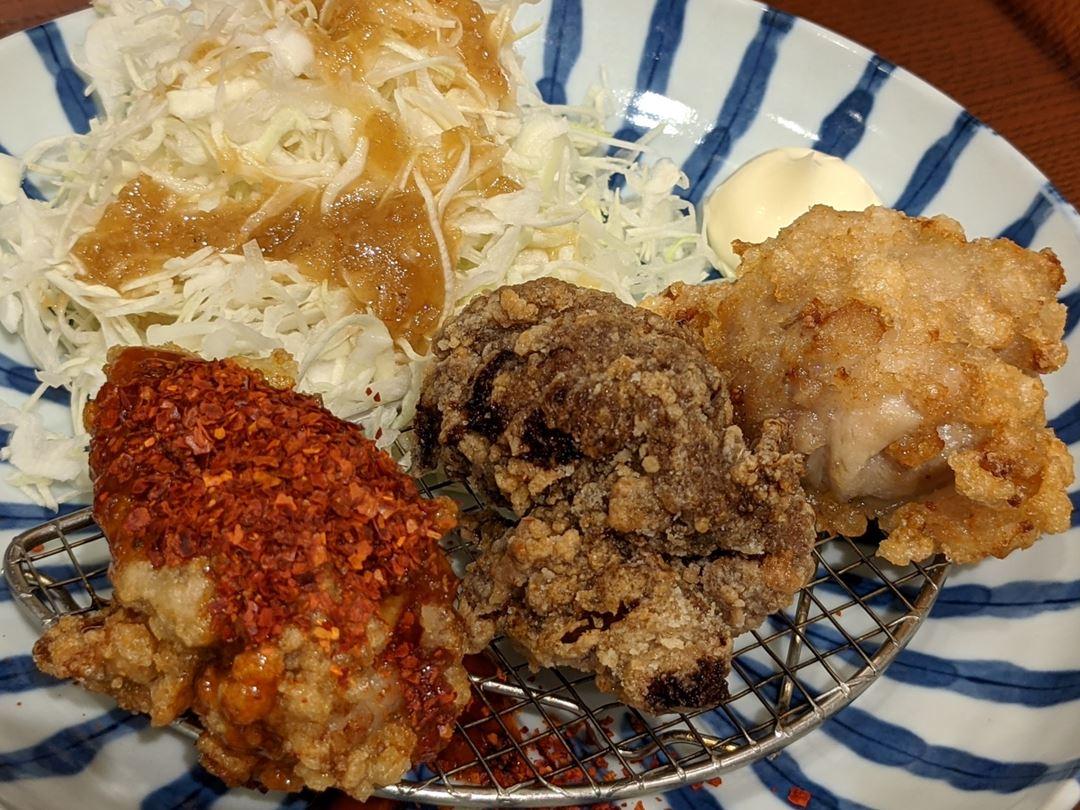 Karaage Deep Fried Chicken から揚げの天才 デカから定食