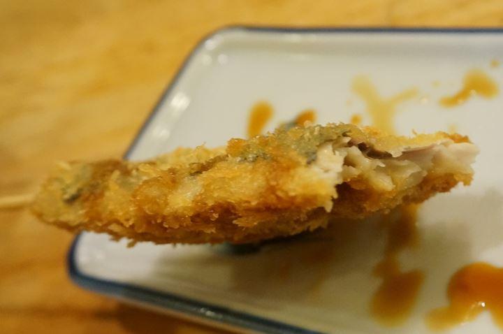 アジフライ Deep Fried Horse Mackerel - 大衆酒場 かぶら屋