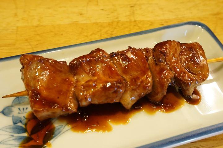豚 ハツ(心臓) Pork Heart - 大衆酒場 かぶら屋 Izakaya Bar KABURAYA