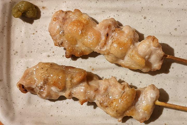 Torikizoku 鳥貴族 CHIKARAKOBU Salt ちからこぶ塩
