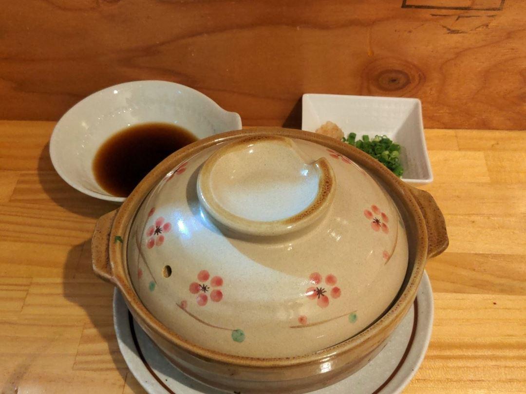 Puffer Fish (Blowfish) Hot Pot - Standing Bar KAMIYA 立ち呑み かみや