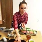 目で見て食べて学ぶ寿司コース