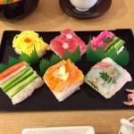 モザイク寿司のみ