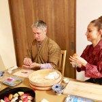 手毬寿司を作る